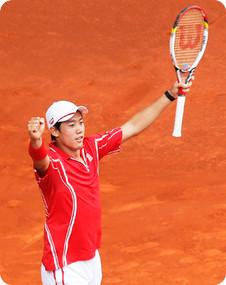 全仏オープンテニス2014 男子ドロー表 錦織圭はどこだっ ...